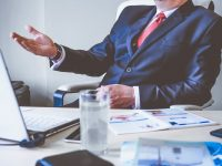 Kroppsspråk på en arbetsintervju